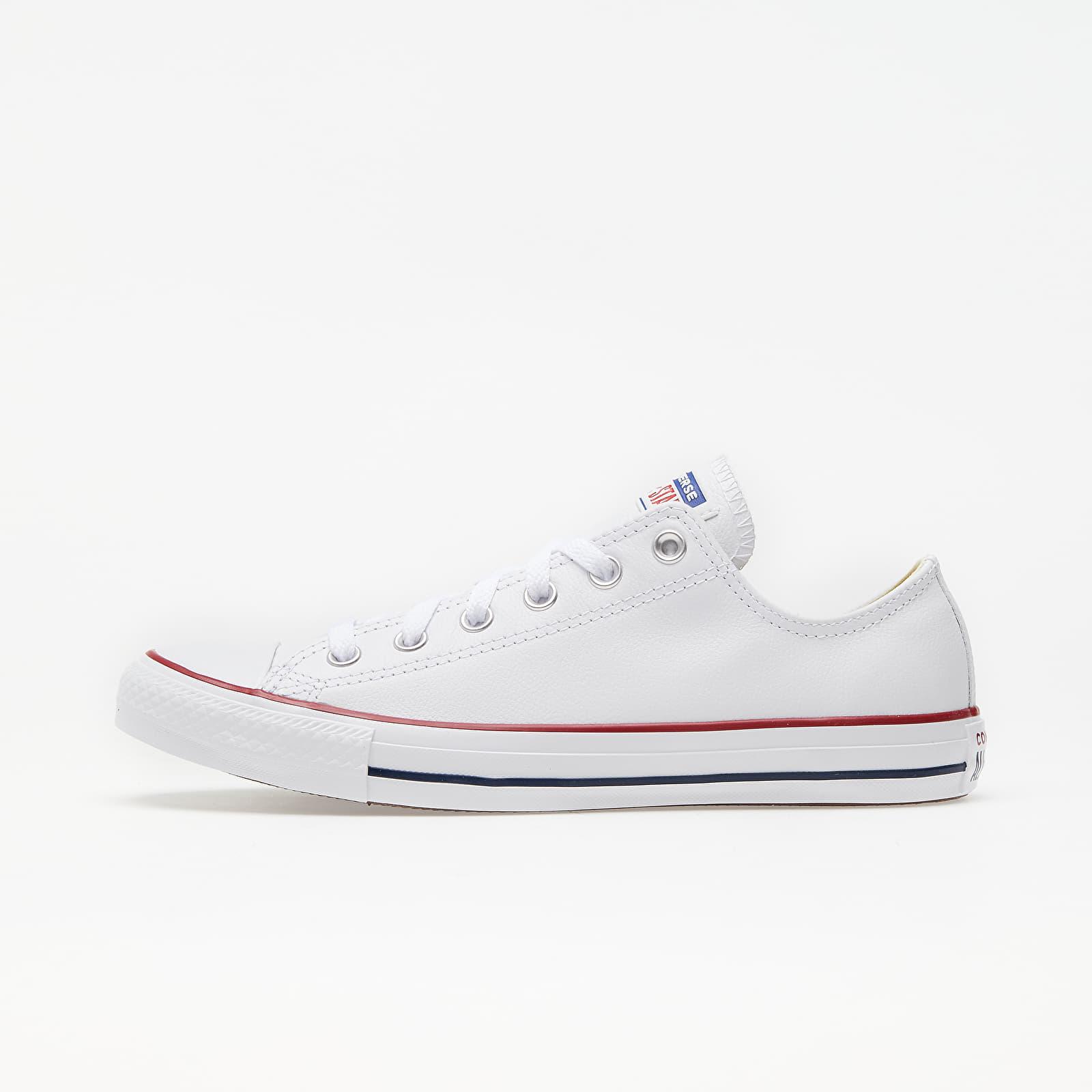 Дамски кецове и обувки Converse Chuck Taylor All Star OX White