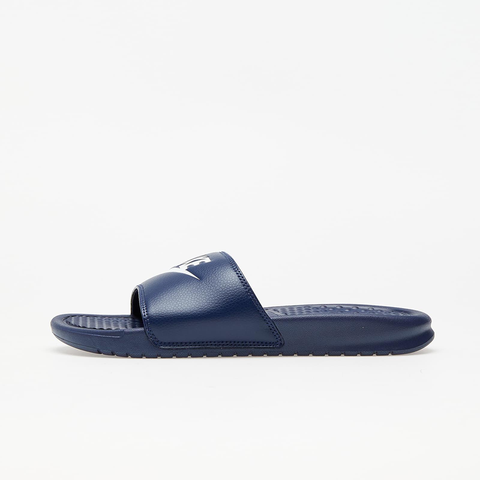 Nike Benassi Jdi Midnight Navy/ Windchill EUR 38.5