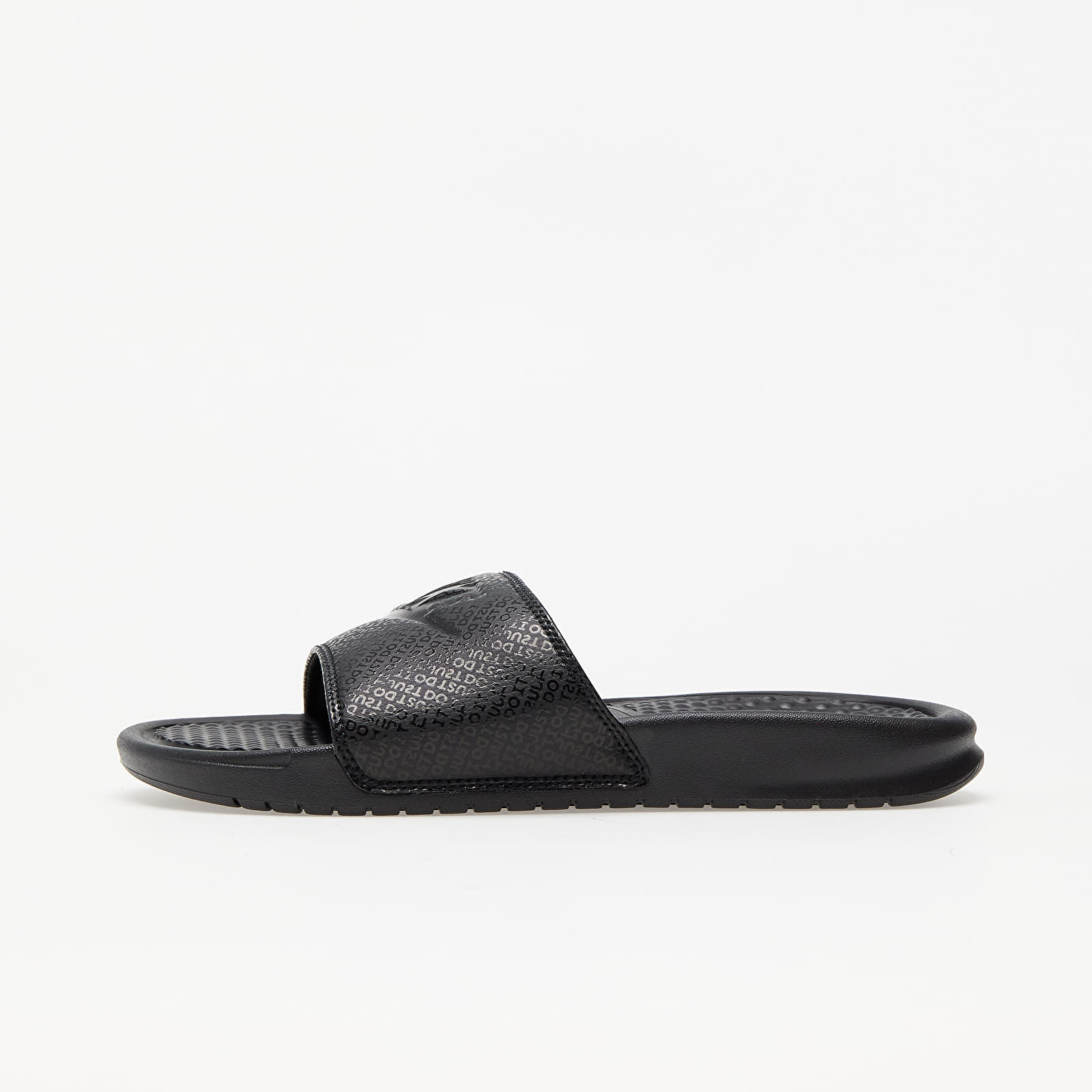 Men's shoes Nike Benassi Jdi Black/ Black-Black