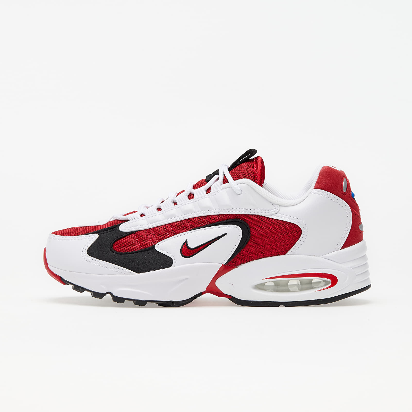 Nike Air Max Triax White/ Gym Red-Black-Soar EUR 40.5