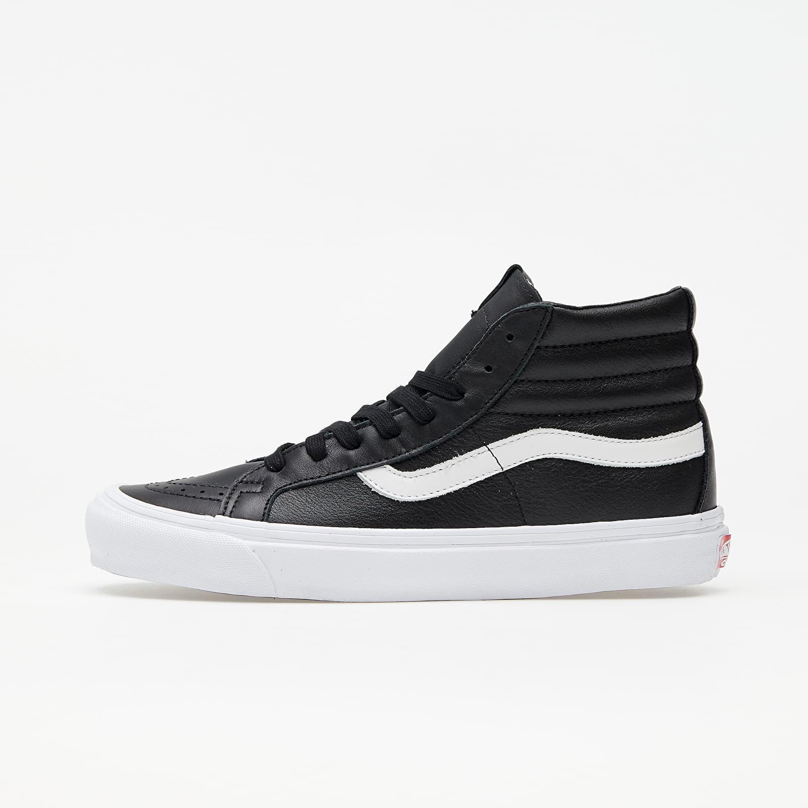 Men's shoes Vans OG Sk8-Hi LX Vault Black