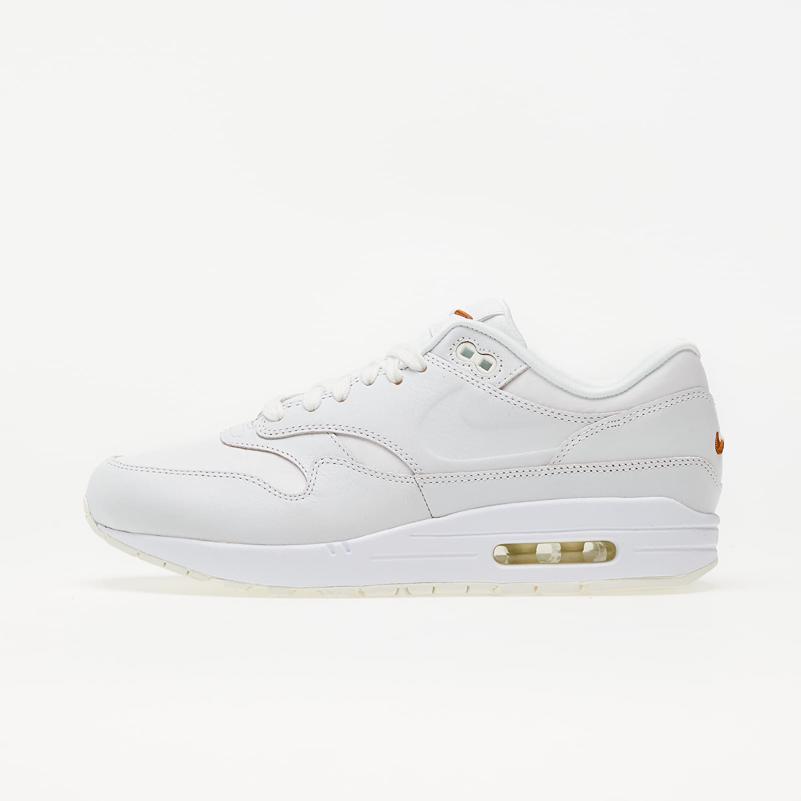 Women's shoes Nike Wmns Air Max 1 Summit White/ Summit White-Sail-Tawny
