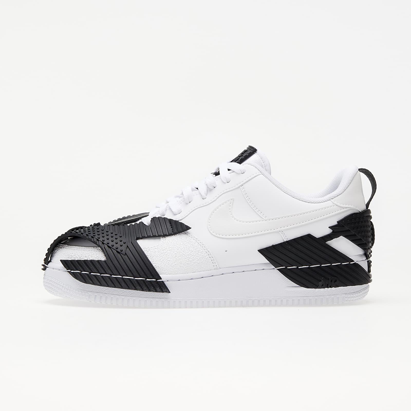 Pánske tenisky a topánky Nike Air Force 1 NDSTRKT White/ White-Black