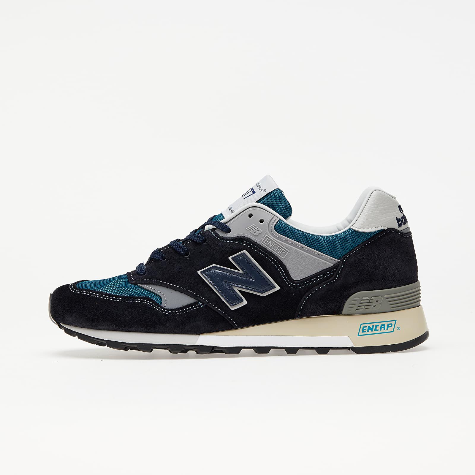 New Balance 577 Black/ Green   Footshop