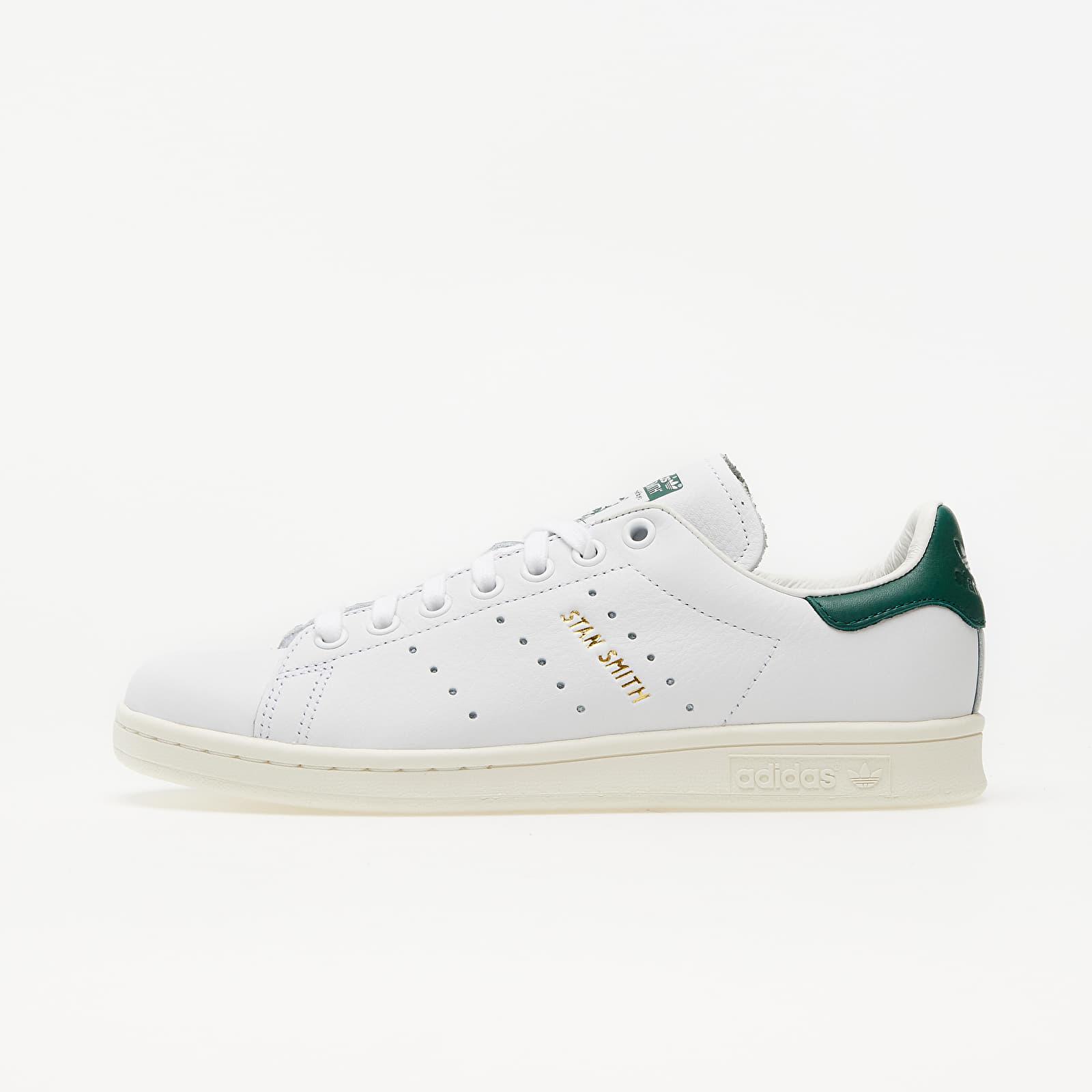 Zapatillas Hombre adidas Stan Smith Ftw White/ Ftw White/ Collegiate Green