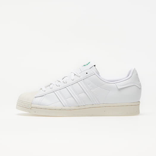 Men's shoes adidas Superstar Clean Classics Ftw White/ Off White ...