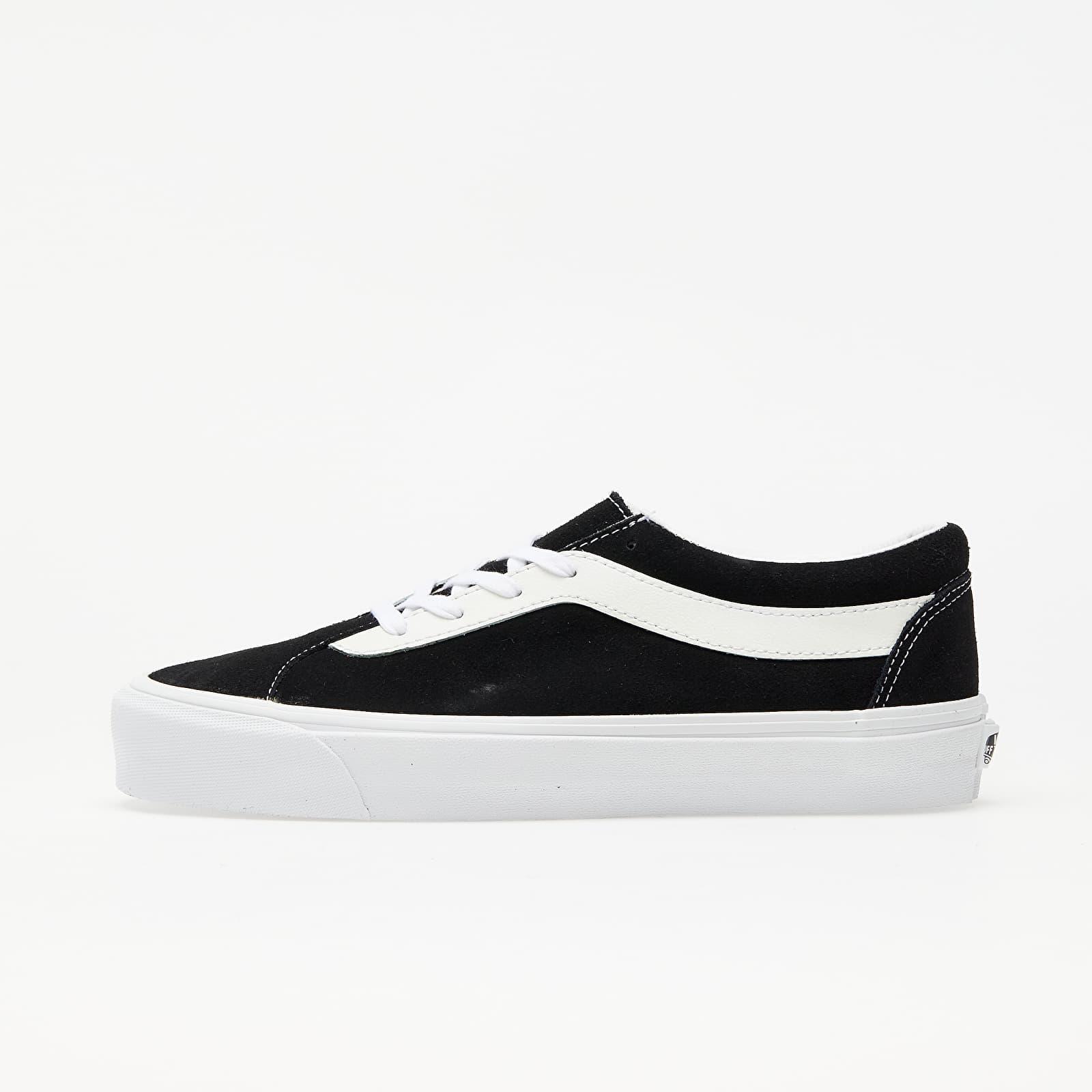 Încălțăminte și sneakerși pentru bărbați Vans Bold Ni (Staple) Black/ True White