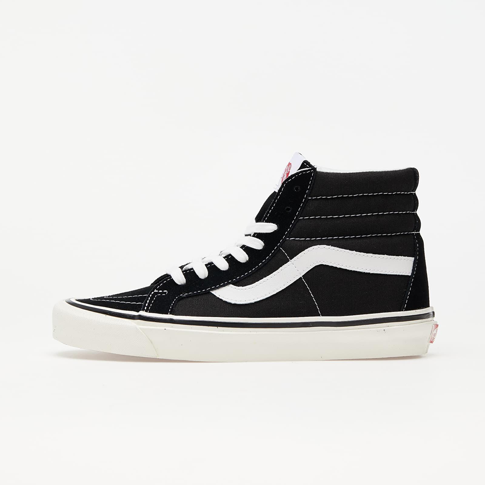 Vans Sk8-Hi 38 Dx Black/ White | Footshop