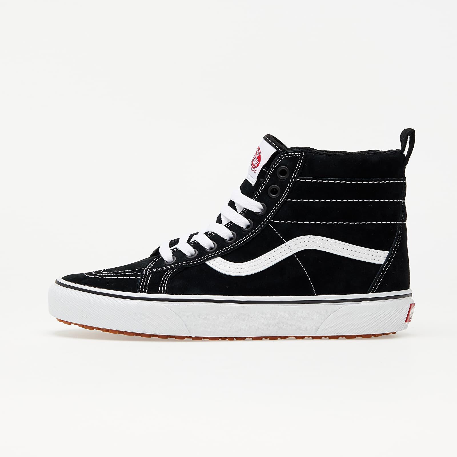 Vans Sk8-Hi Mte (Mte) Black/ True White EUR 43