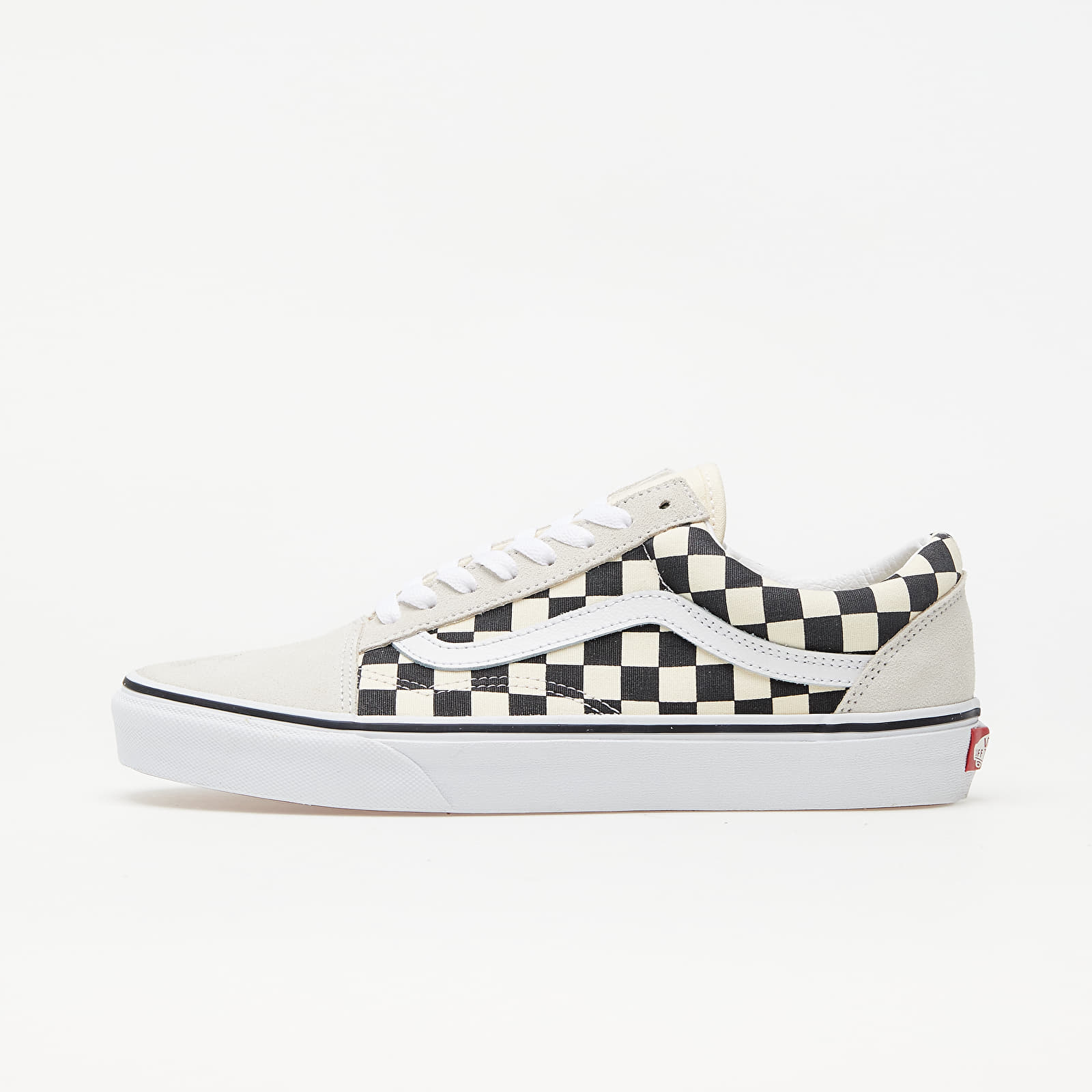 Vans Old Skool (Checkerboard) White/ Black EUR 34.5
