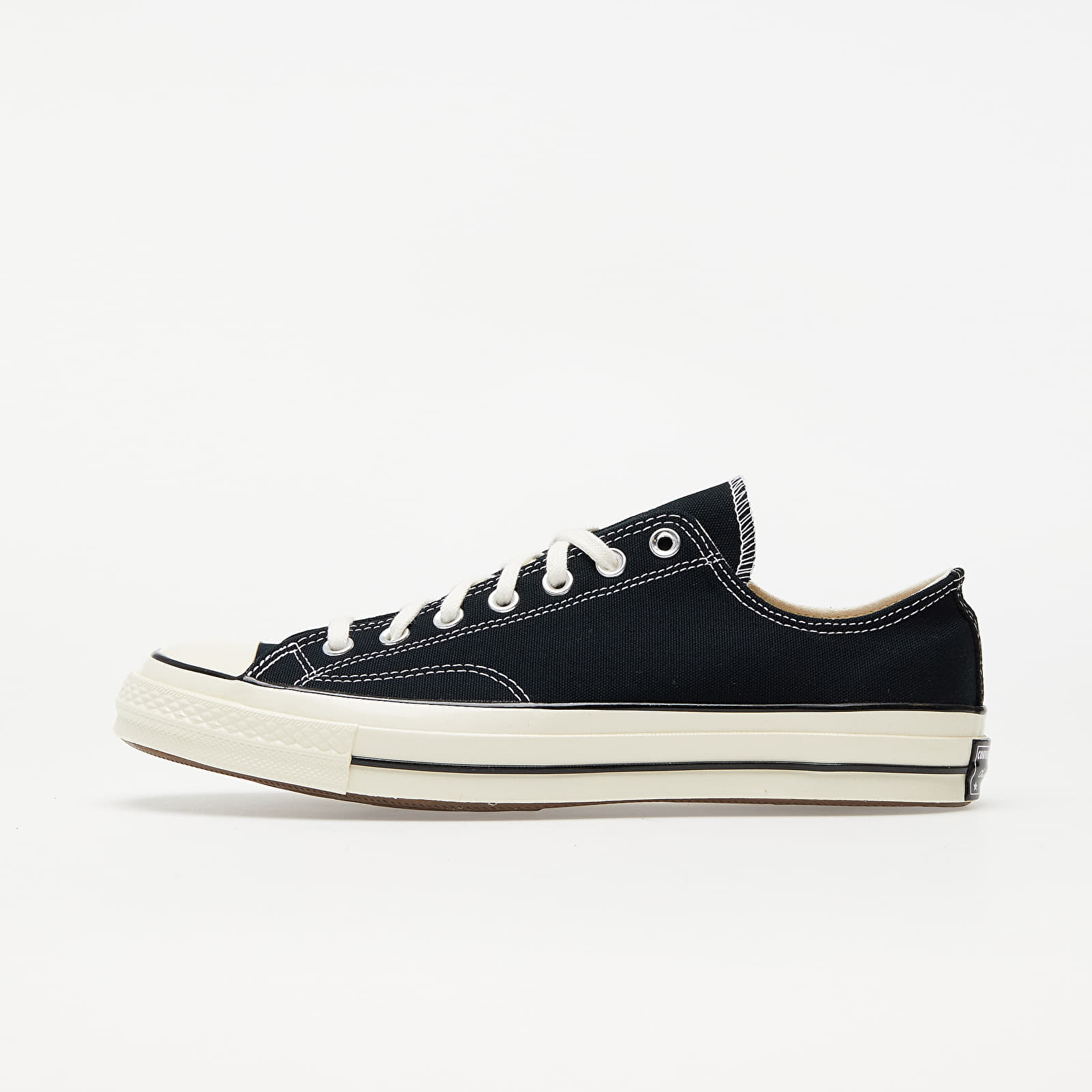 Chaussures et baskets homme Converse Chuck Taylor All Star 70 OX Black/ Black/ Egret