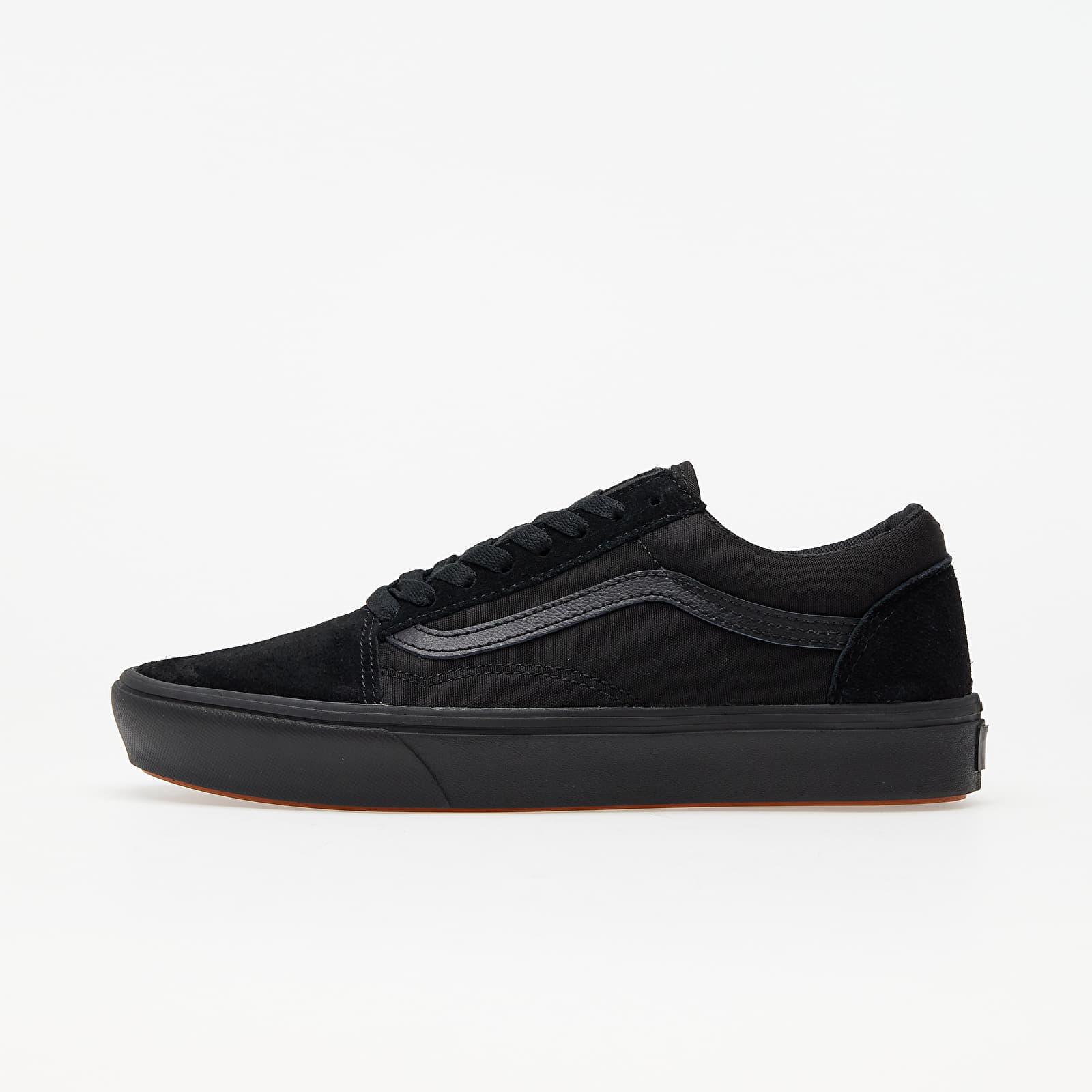 Férfi cipők Vans ComfyCush Old Skool (Classic) Black/ Black