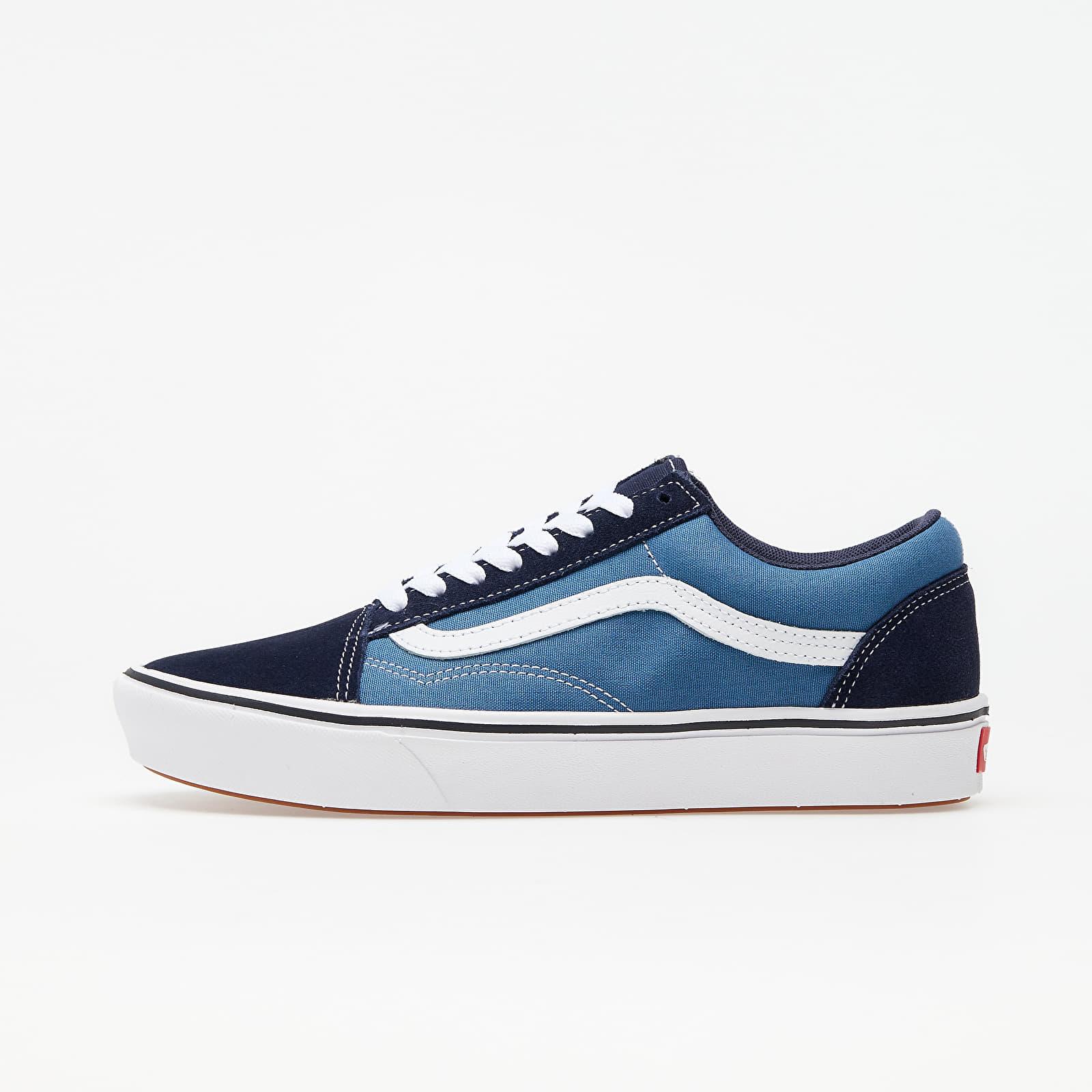 Men's shoes Vans ComfyCush Old Skool (Classic) Navy/ Stv Navy