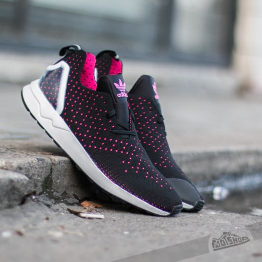 adidas Originals ZX FLUX Sneakers shock pinkcore black