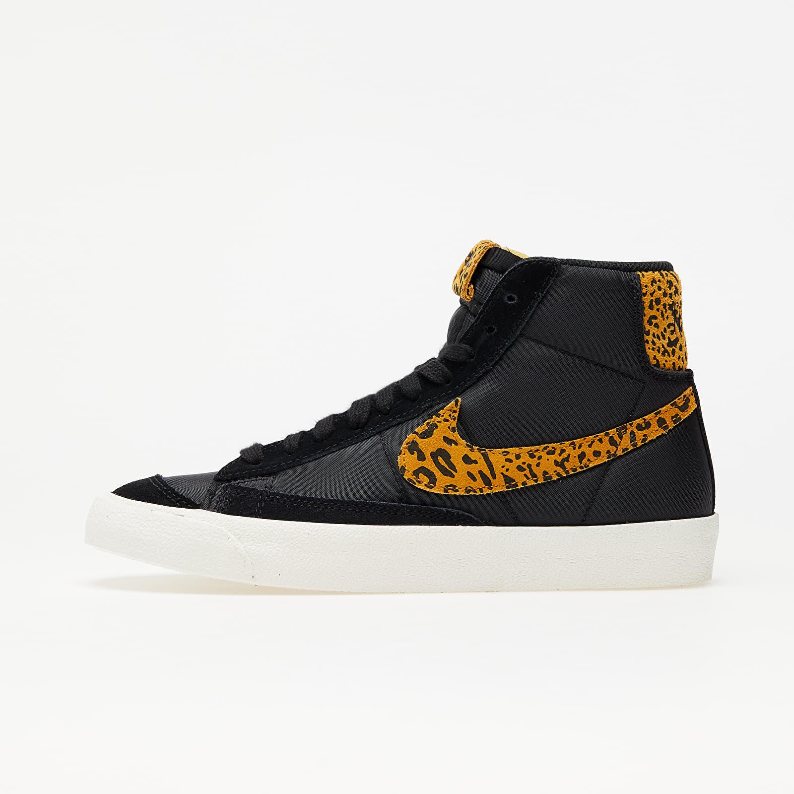 Nike Wmns Blazer Mid '77 Black/ Chutney-Sail EUR 41