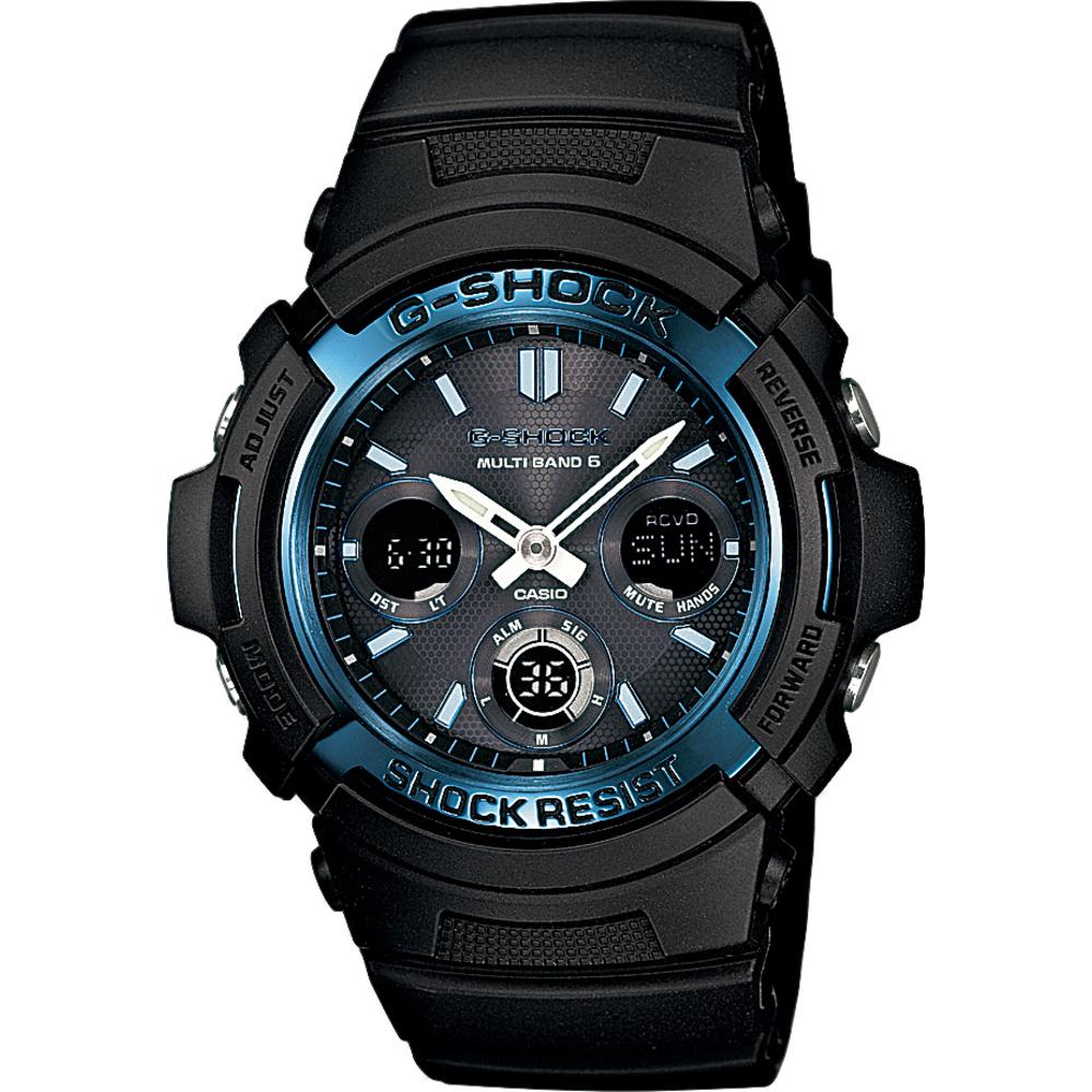 Casio G-Shock AWG-M100A-1AER Universal