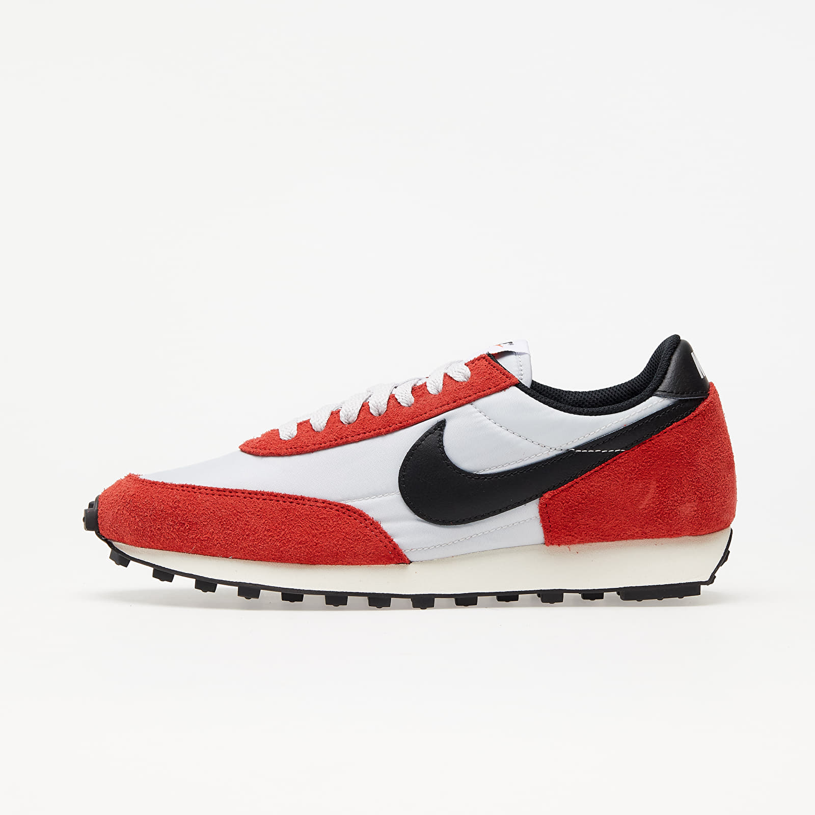 Nike Daybreak Pure Platinum/ Black-Gym Red-Sail EUR 44.5