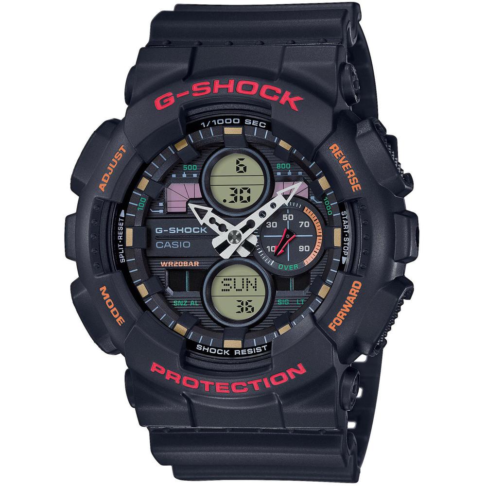 Casio G-Shock GA-140-1A4ER univerzálna