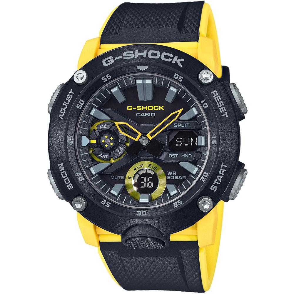 Casio G-Shock GA-2000-1A9ER Universal