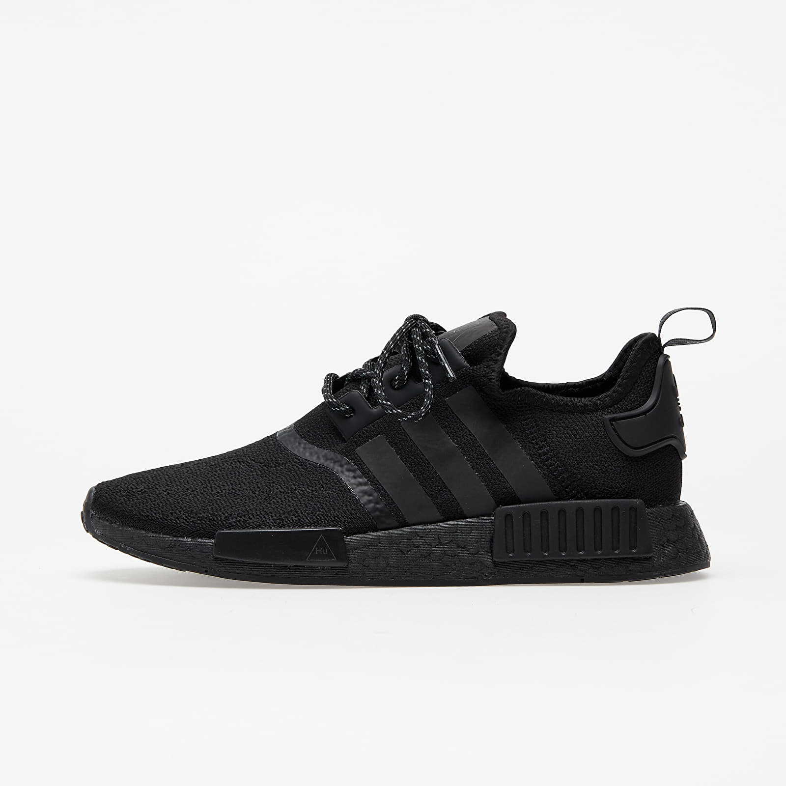 Respectivamente vocal plataforma  Men's shoes adidas x Pharrell Williams NMD_R1 Core Black/ Core Black/ Core  Black | Footshop