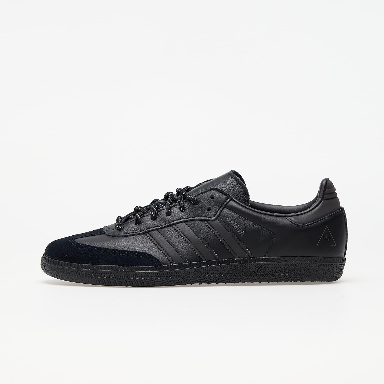 adidas x Pharrell Williams Samba Core Black/ Core Black/ Core Black EUR 36 2/3