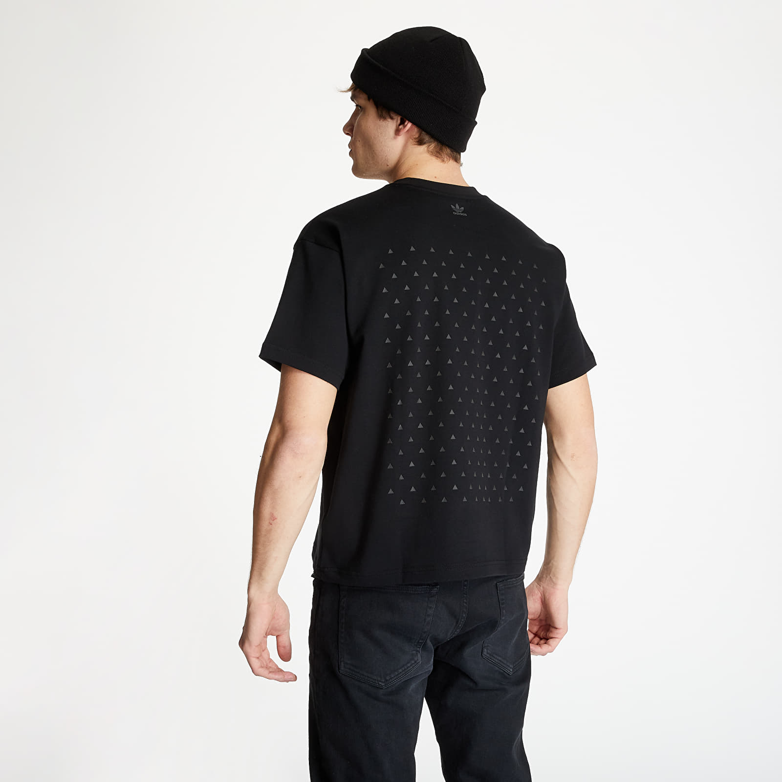 Tričká adidas x Pharrell Williams Premium Basics Shirt Black