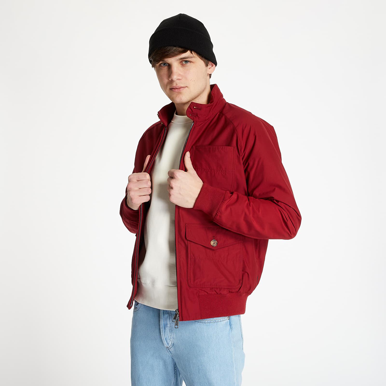 Jackets Vans x Baracuta Coat Ruby Wine
