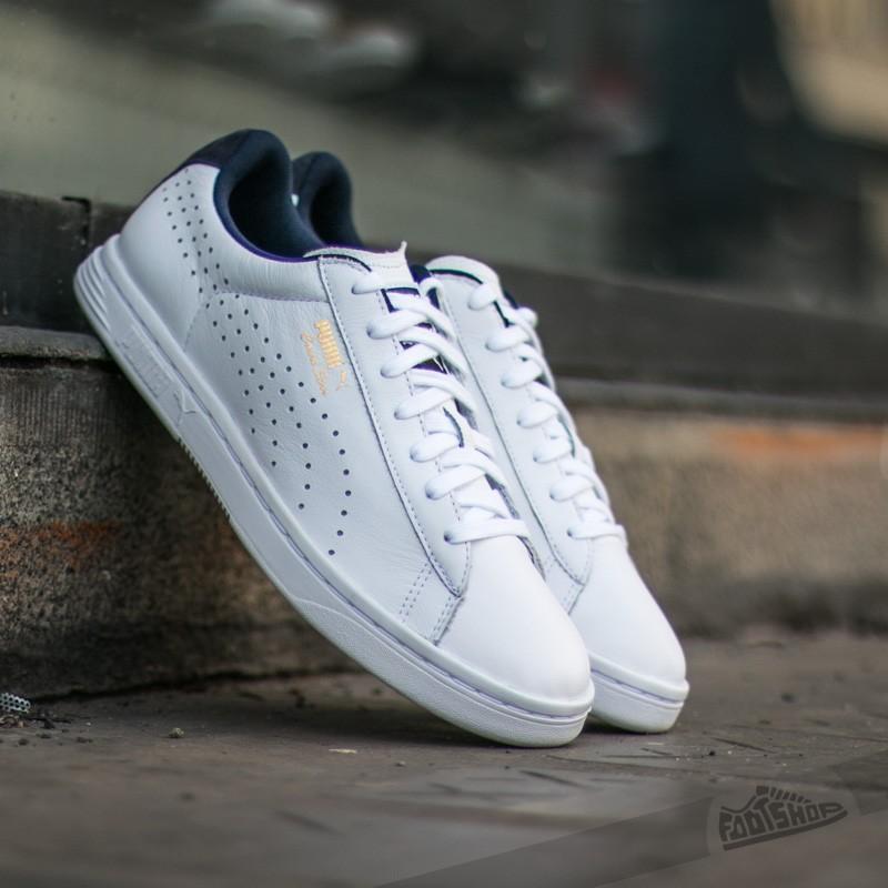 huge discount 9a716 bedef Puma Court Star CRFTD White Peacoat   Footshop