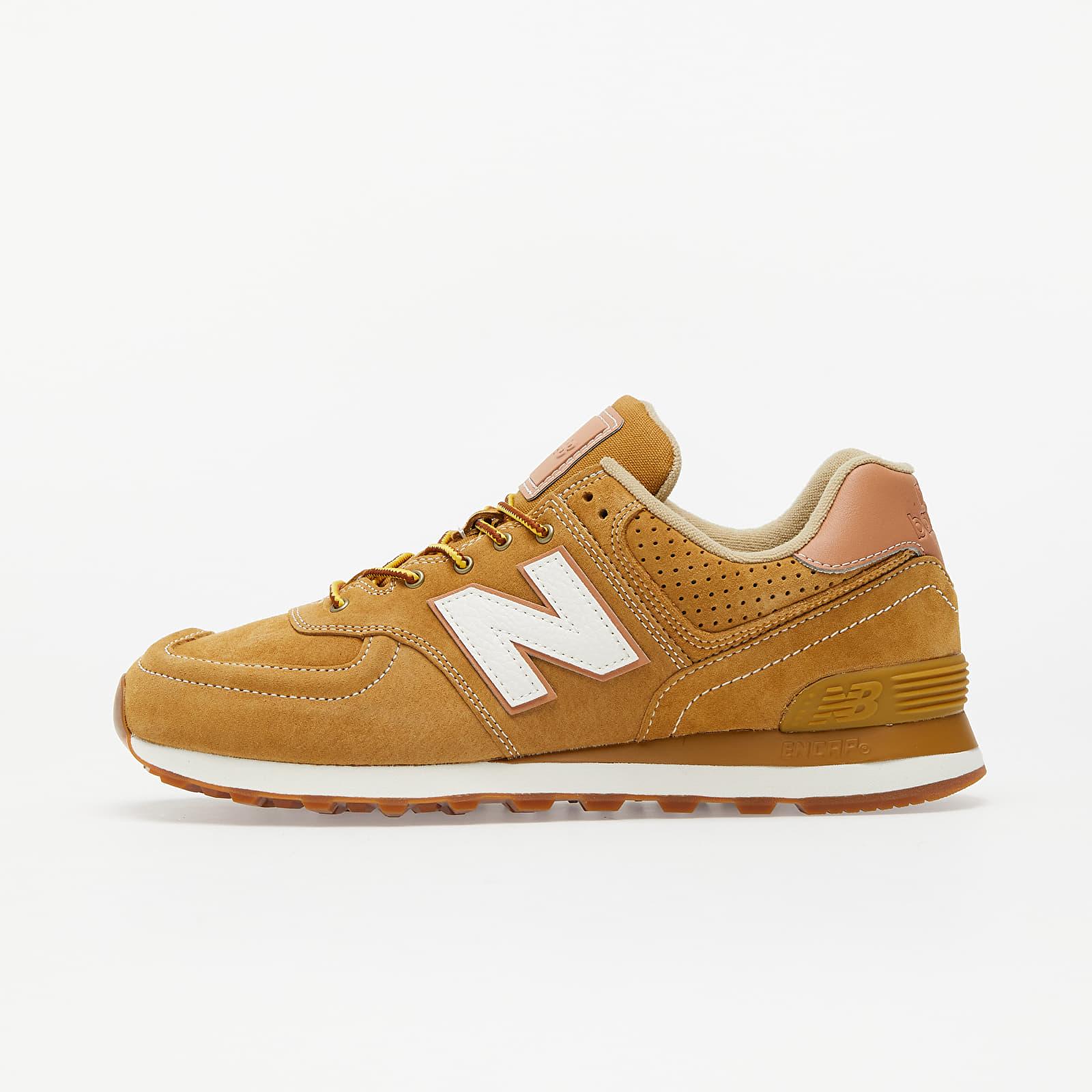 New Balance 574 Brown/ White EUR 42