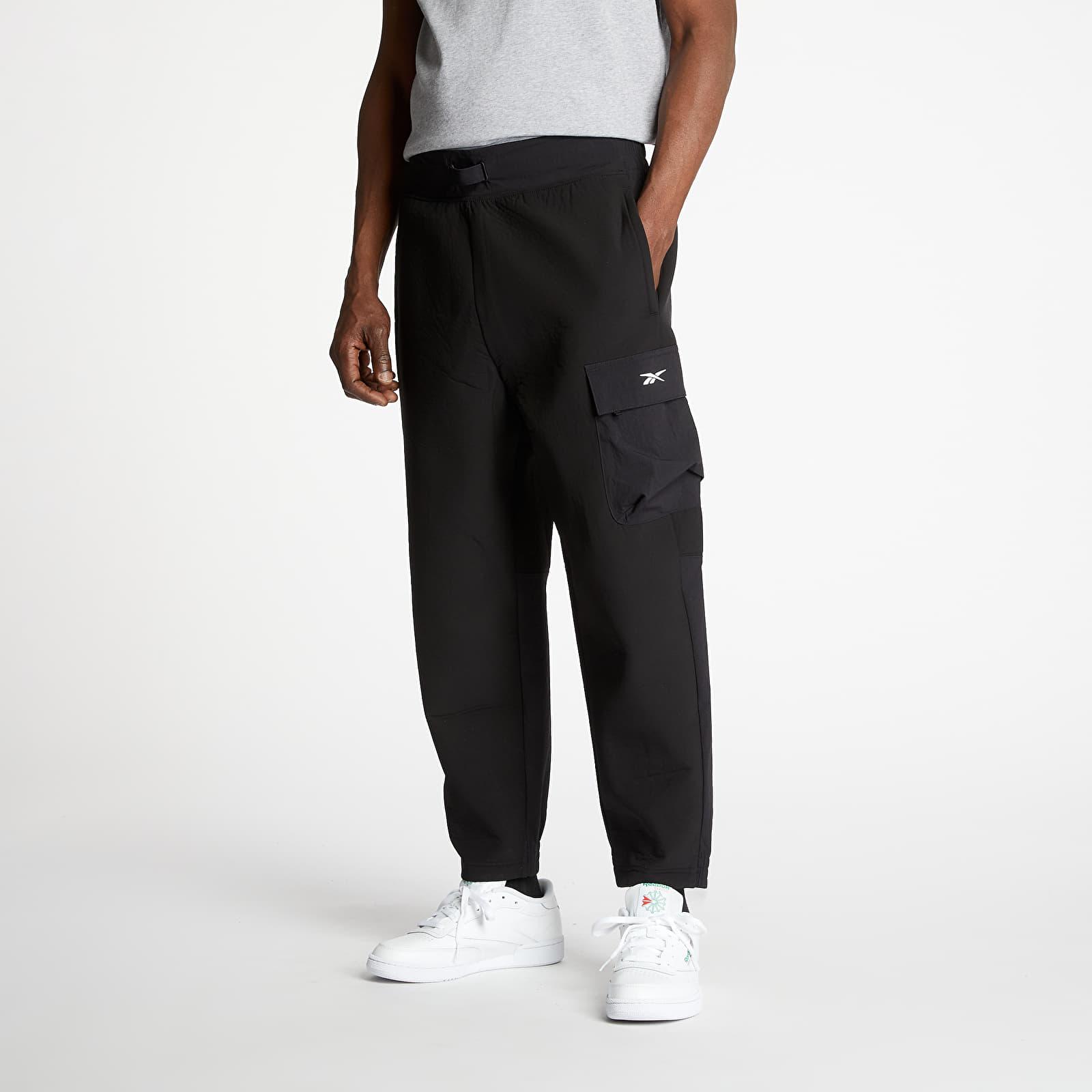 Pants and jeans Reebok TS Edgeworks Pants Black