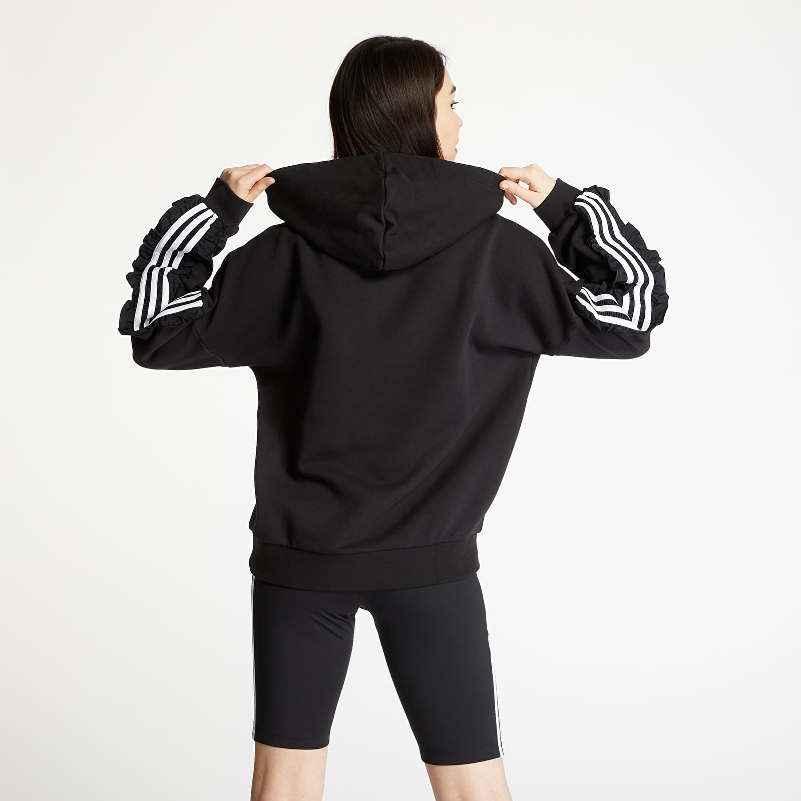adidas Hoodie Black S/34