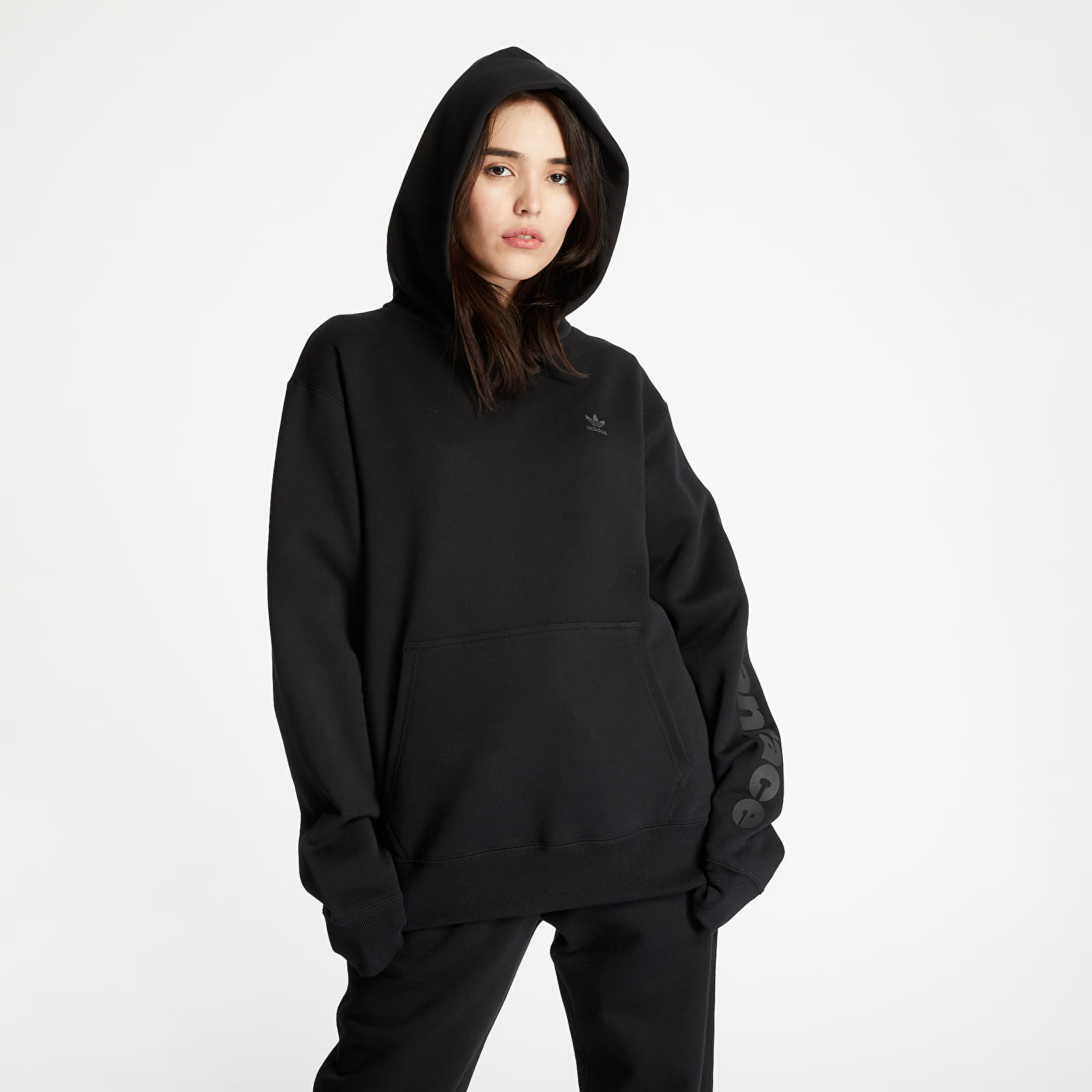 adidas x Pharrell Williams Premium Basics Hoodie Black EUR XXS