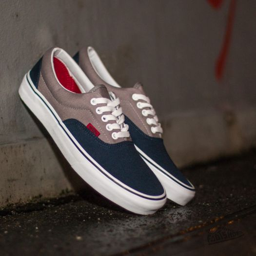 Vans U Era (Pop) Frost GreyDress Blue