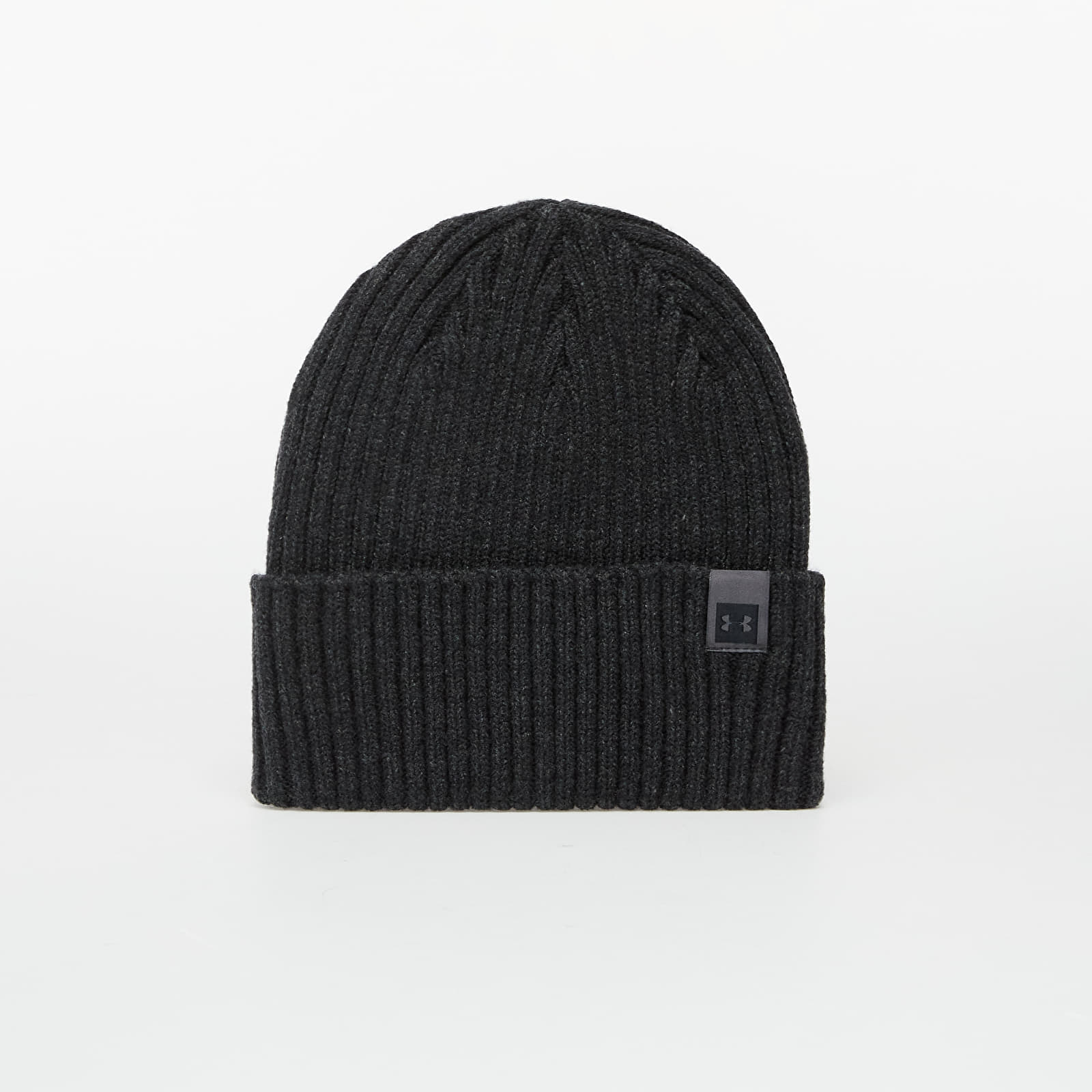 Caps and Hats Under Armour Truckstop Pro Beanie Black Medium Heather/ Black