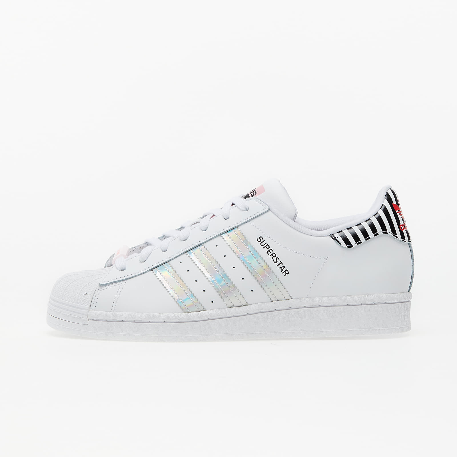 adidas Superstar W Ftwr White/ True Pink/ Core Black EUR 39 1/3