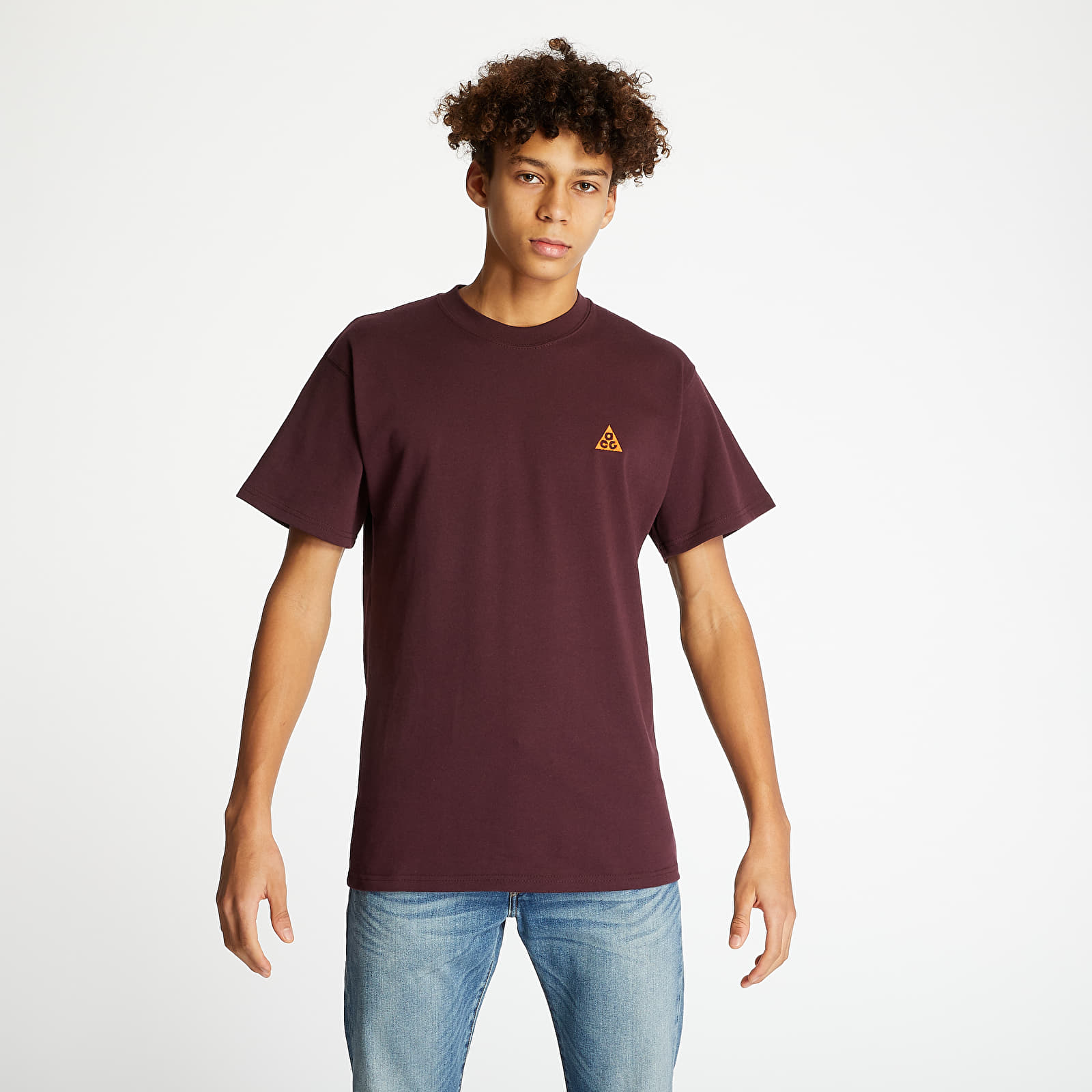 T-shirts Nike ACG Tee Purple