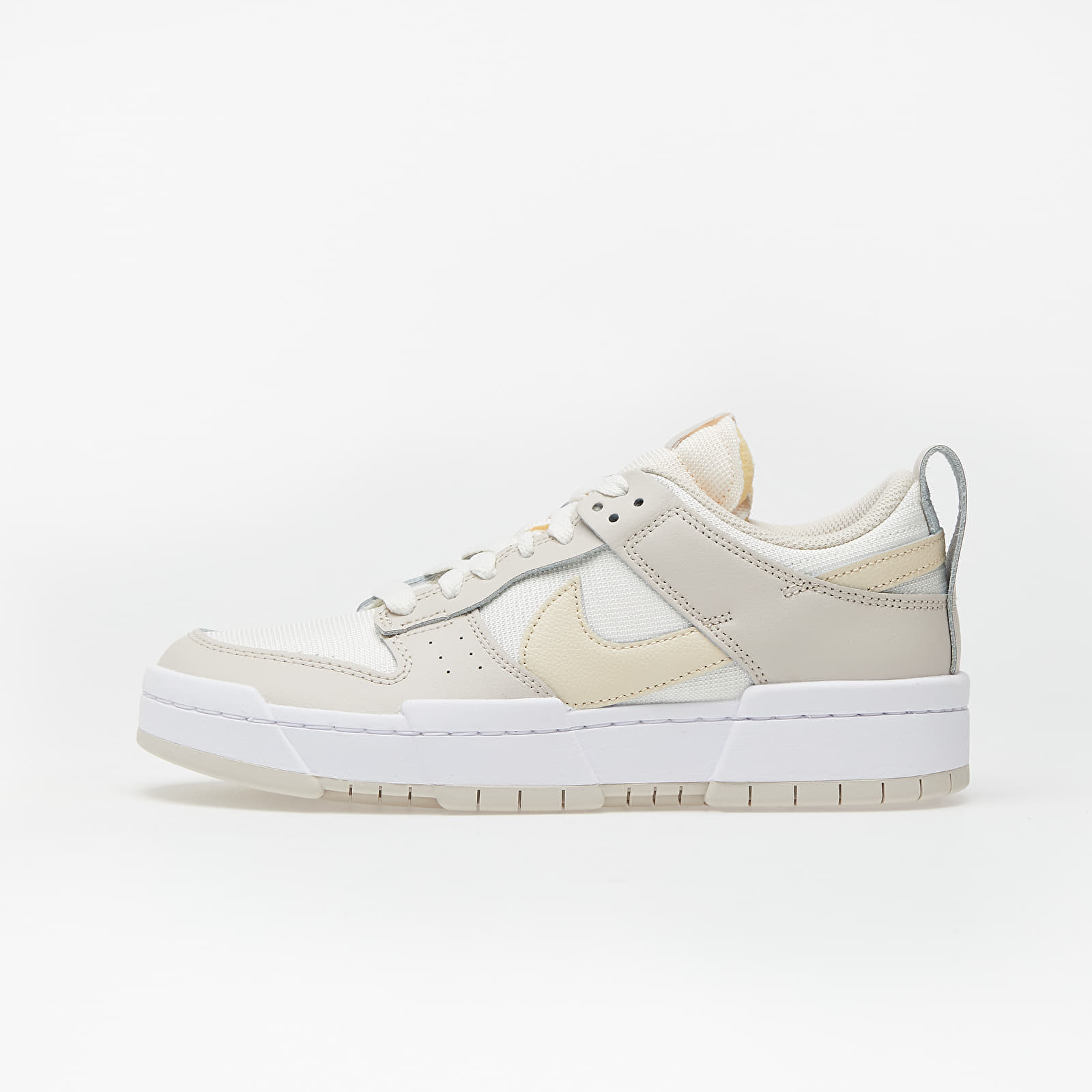 Women's shoes Nike W Dunk Low Disrupt Sail/ Pearl White-Desert Sand