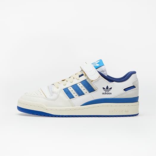 adidas Forum 84 Low Blue ThreadFtwr White/ Team Royal Blue/ Cream White