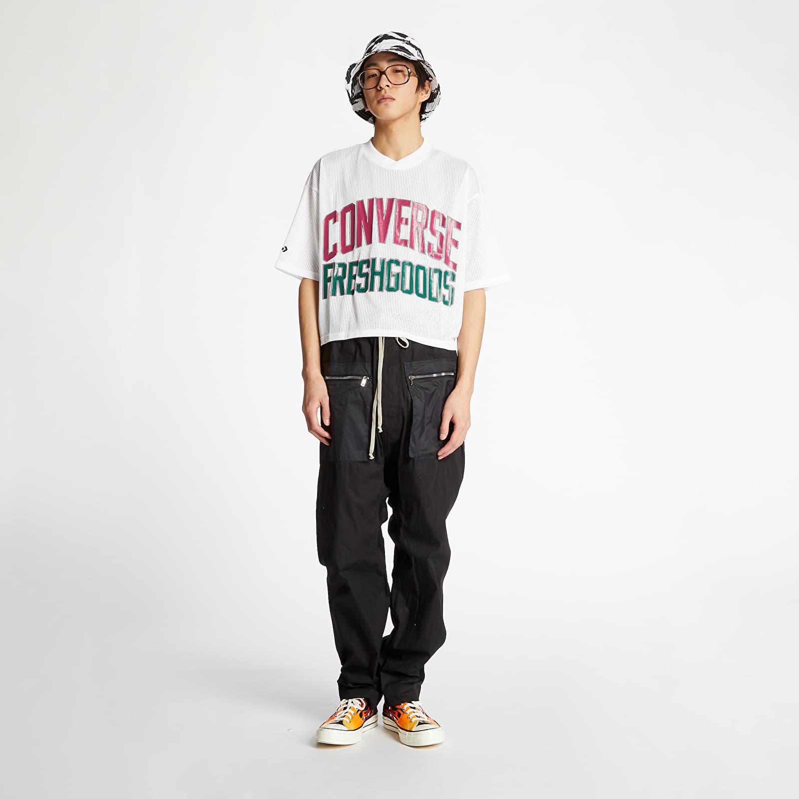 T-shirts Converse x Joe Fresh Goods Football Top White