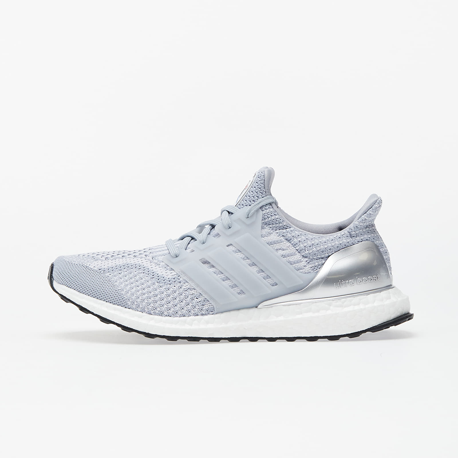 Men's shoes adidas UltraBOOST 5.0 DNA Halo Silver/ Halo Silver/ Dash Grey