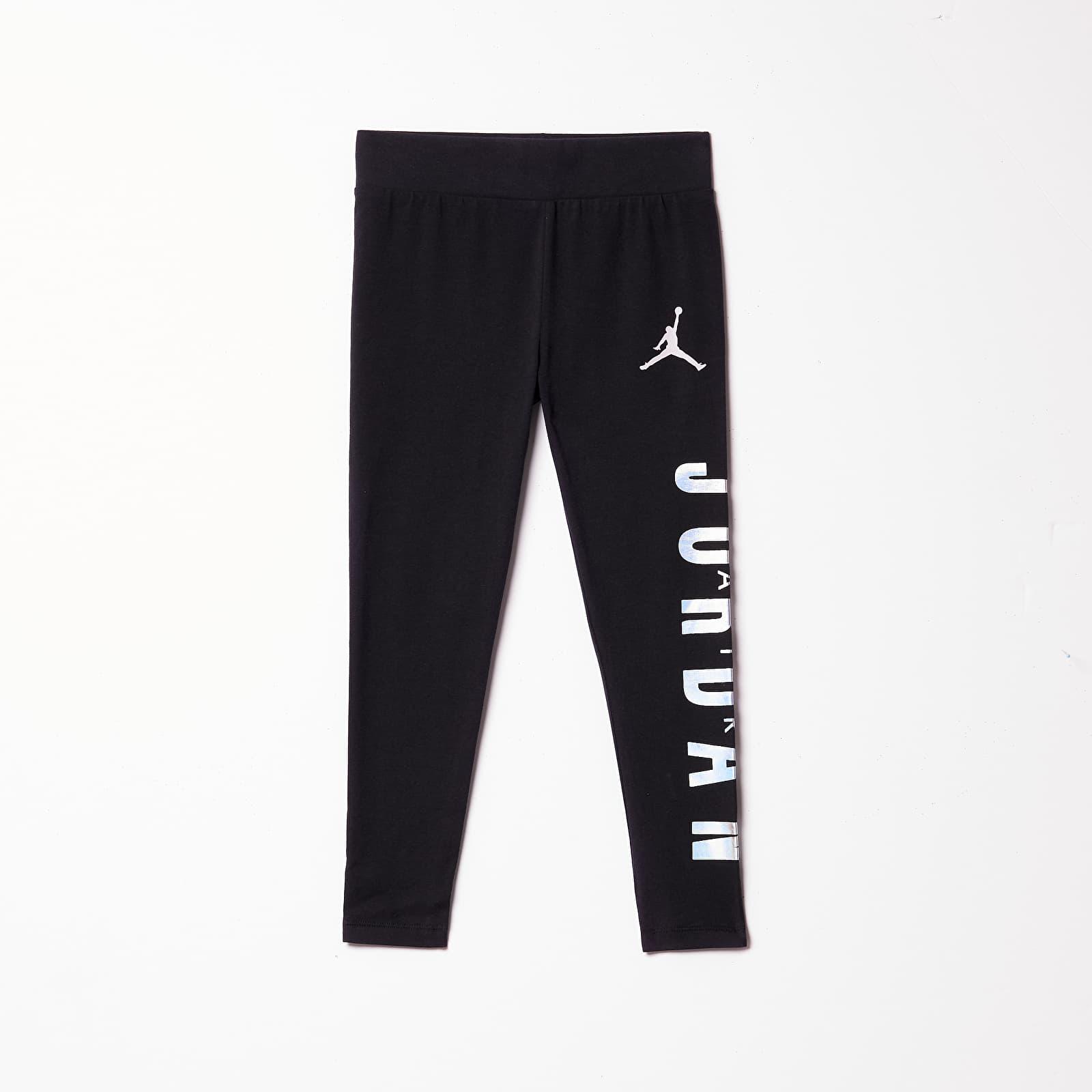 Detské oblečenie Jordan Jdg Color-Blocked Legging Black