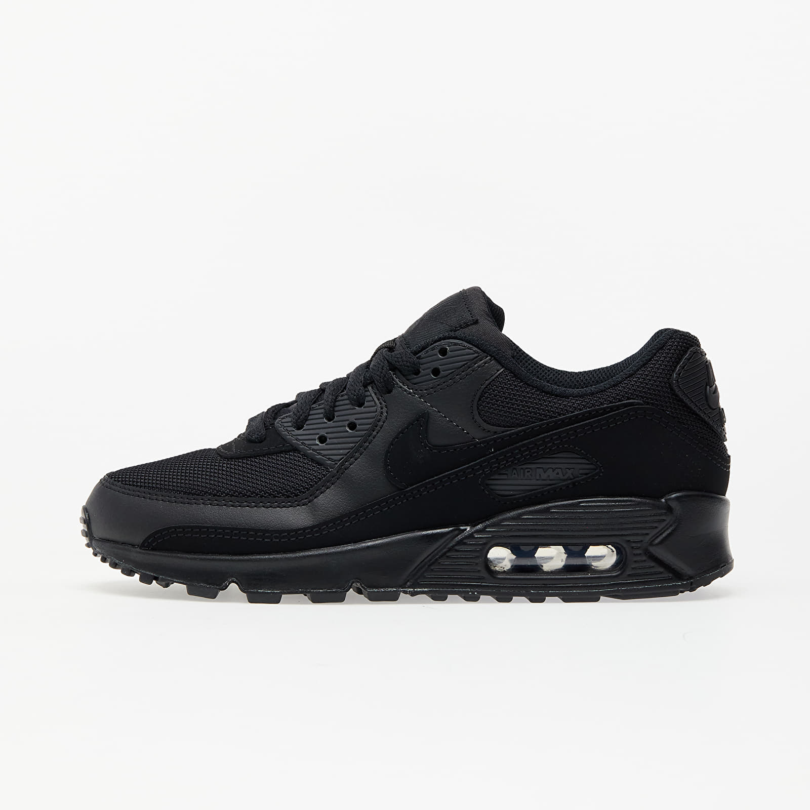 Nike W Air Max 90 Black/ Black-Black-White EUR 38.5