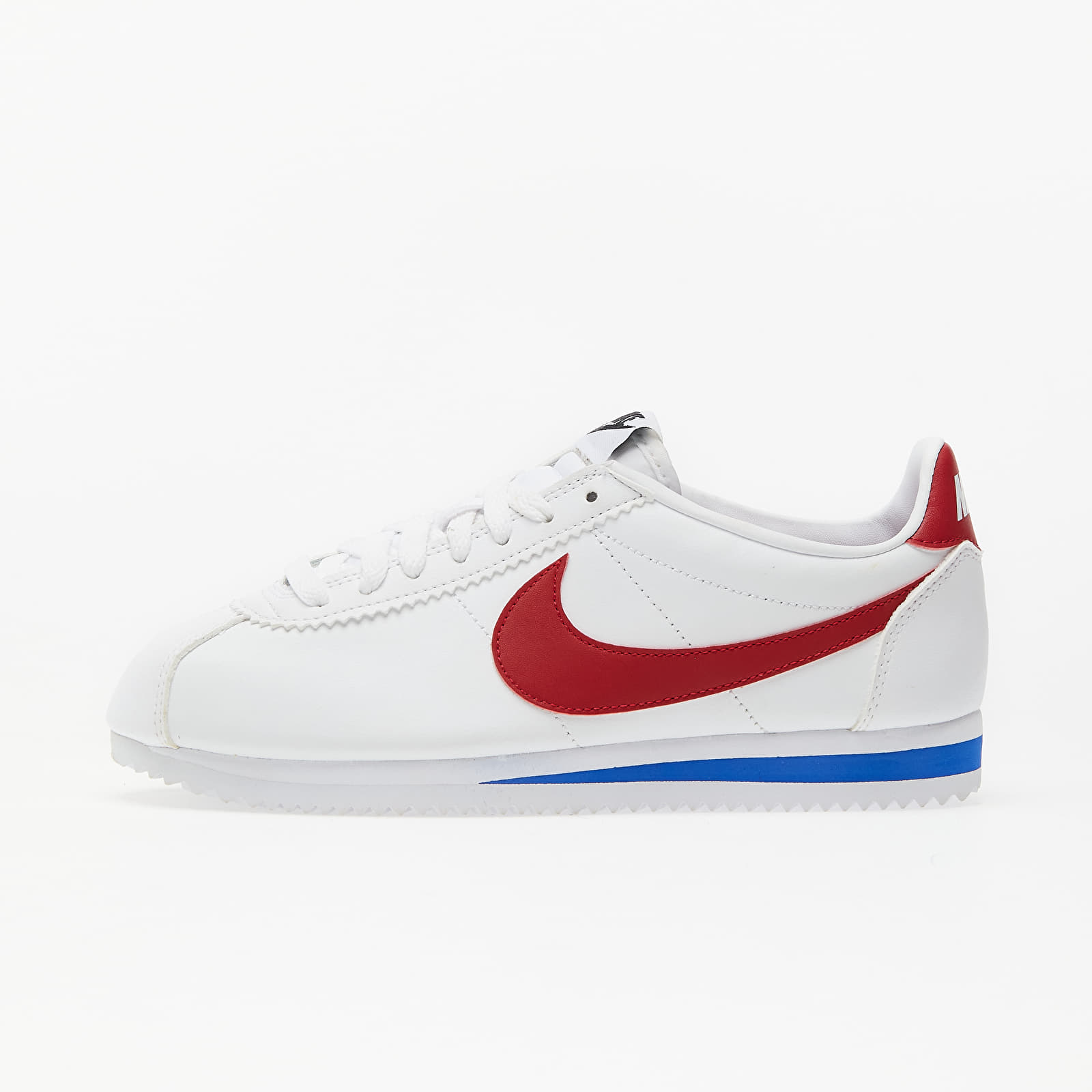 Women's shoes Nike Wmns Classic Cortez Leather White/ Varsity Red-Varsity Royal