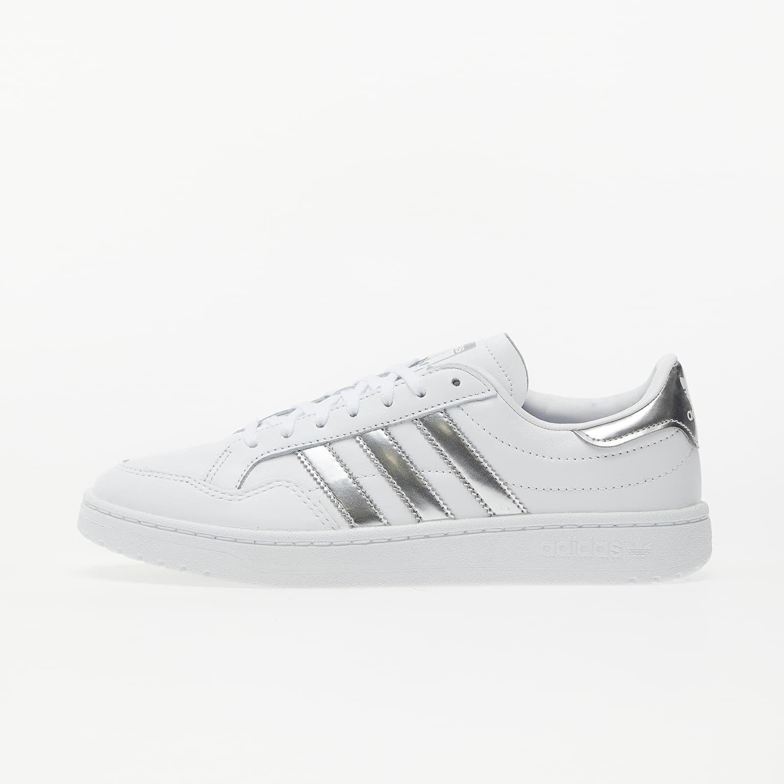 Жіноче взуття adidas Team Court W Ftw White/ Silver Metalic/ Ftw White