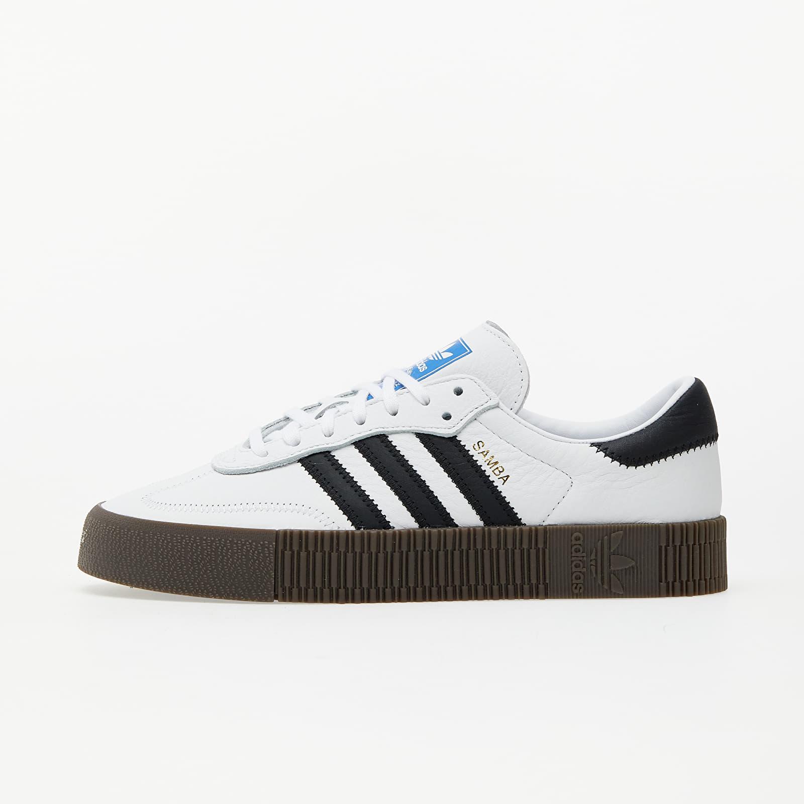 Women's shoes adidas Sambarose W Ftw White/ Core Black/ Gum5