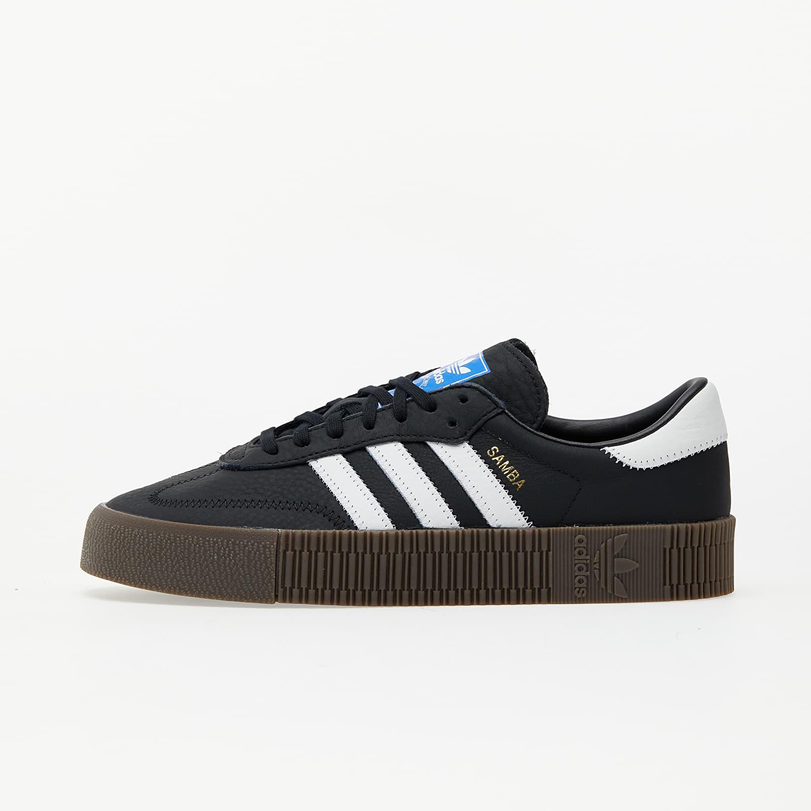 Women's shoes adidas Sambarose W Core Black/ Ftw White/ Gum5
