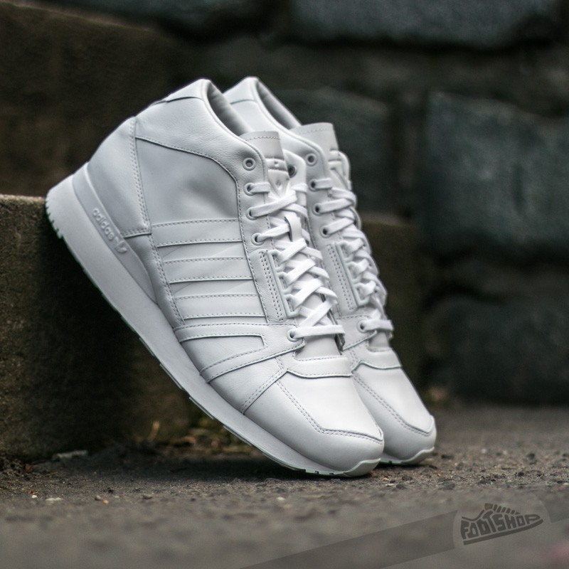 new concept 3e452 65808 adidas x White Mountaineering ZX500 High Ftw White Ftw White