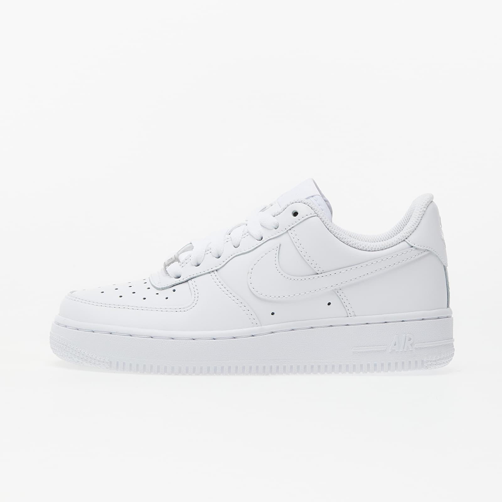 Dámske topánky a tenisky Nike Wmns Air Force 1 '07 White/ White