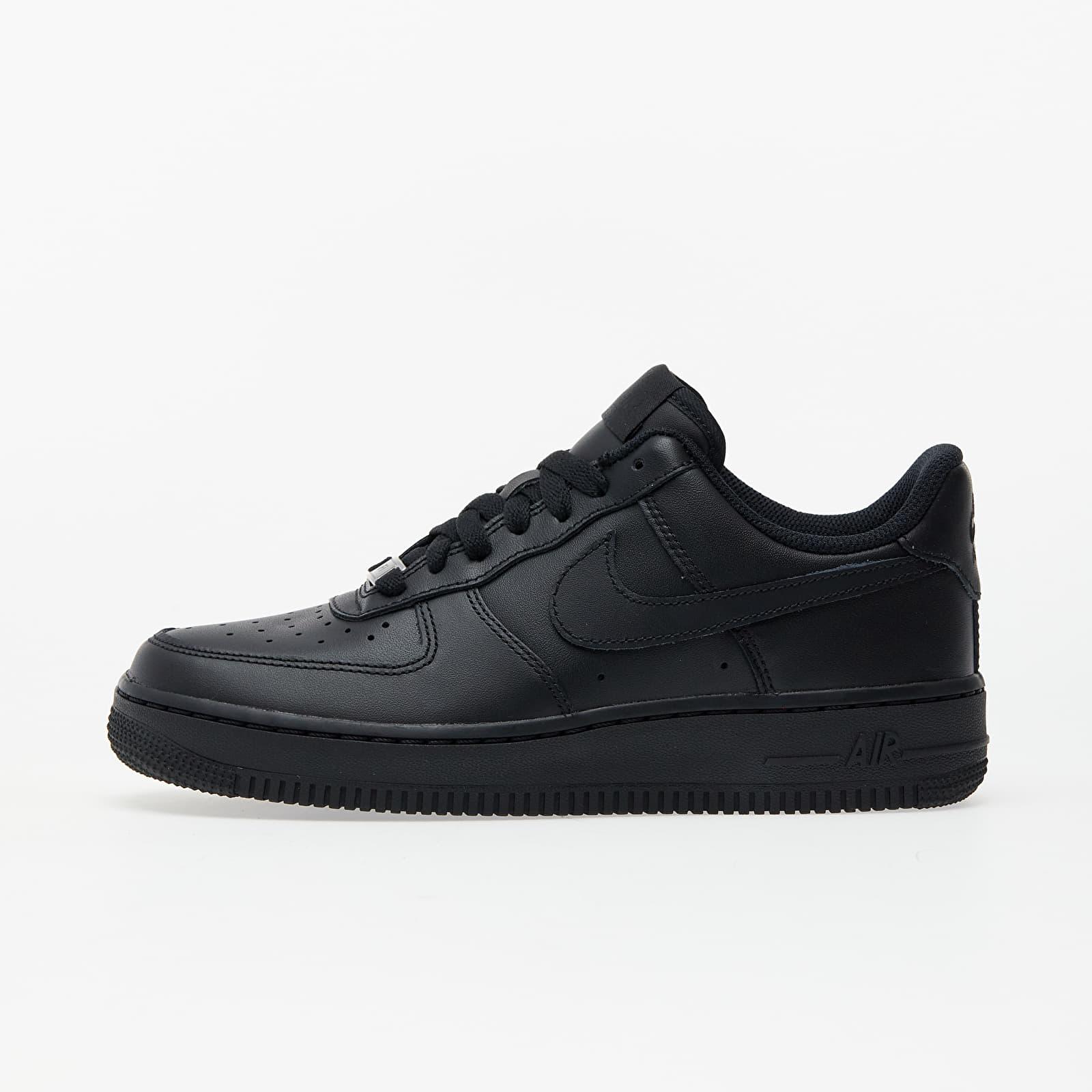 Дамски кецове и обувки Nike Wmns Air Force 1 '07 Black/ Black