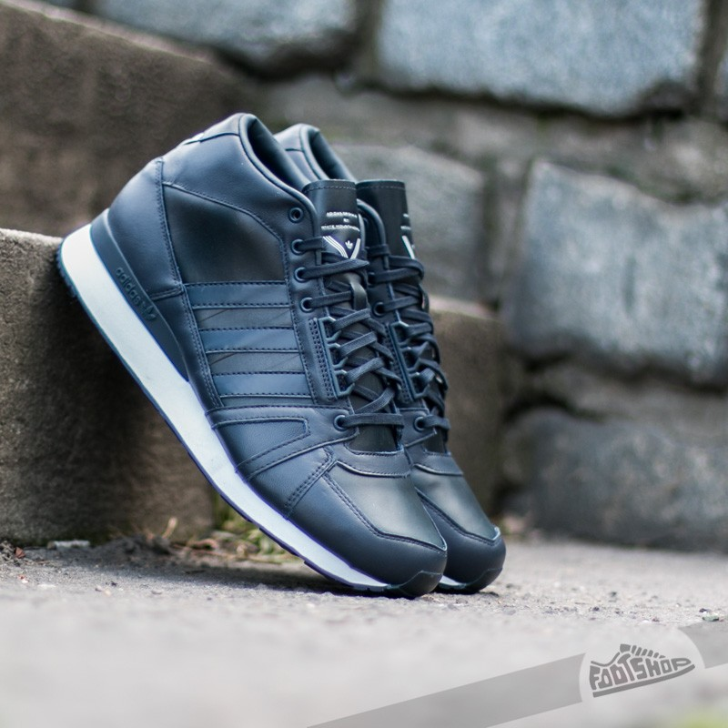f3098e995d01 adidas x White Mountaineering ZX500 High Navy  Navy  Ftw White ...